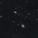 NGC5905 and NGC5908,                                Arnaud Peel