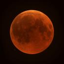 Lunar Eclipse with Stars: 2018-07-28,                                Darren (DMach)