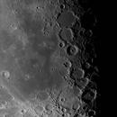 Moon terminator on 21092019,                                John van Nerum
