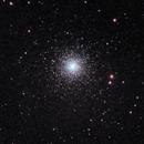 M53,                                starfield
