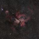 NGC3372 - Carina Nebula,                                Cluster One Obser...