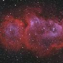 IC1848 in RGB+HaO3,                                jgmess