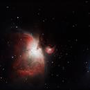 Orion Nebula M42,                                alex.cutteridge
