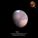First  Mars  2020,                                MAILLARD