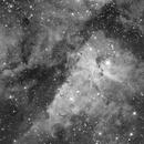 Eta Carinae Test,                                Malcolm Ellis