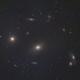 Galaxies in Virgo,                                Máximo Bustamante