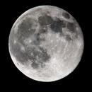 Super Lua de 12/07/2014,                                Willian von Söhsten