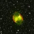 Dumbbell Nebula - M27,                                Wissam Ayoub