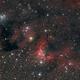 Sh2-155 Cave Nebula,                                Matthew Chan