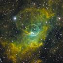 NGC 7635 - Bubble Nebula,                                barrabclaw