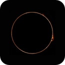 Solar prominences,                                Brian Ritchie