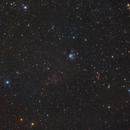 LRGB NGC 7129 & NGC 7142,                                Bradley Hargrave