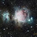 M42-GRAN NEBULOSA DE ORION,                                Manuel José Francisco Agudo