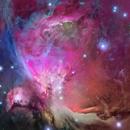 M42 - ESO and HST,                                Roberto Colombari
