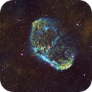 The Crescent - Hubble Palate,                                Andrew Marjama