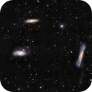 M65, M66 & NGC3628,                                Georges