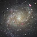 M33 - Center,                                Carsten Dosche