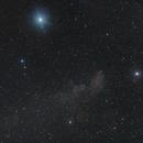 IC2118- la nébuleuse de la Tête de la Sorcière,                                guillau012