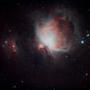 M42 - The Orion Nebula,                                Kriss Bennett