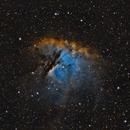 NGC 281 (Pacman Nebula),                                Lotus2k