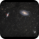 M81, M82 NGC3077, and some IFN,                                Göran Nilsson