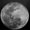 Waning Gibbous Moon (98% Full),                                José Miranda