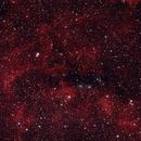 NGC6914 Nebulosa ad emissione e a riflessione nel Cigno,                                Giorgio Viavattene