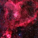 IC1805 - NEBULOSA DEL CORAZÓN,                                Fran Jackson