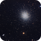 M13 with NGC 6207,                                Craig Prost