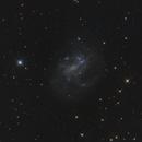 NGC 4395,                                Madratter