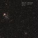 NGC 457 Owl Cluster,                                MRPryor