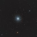 M13 Great star cluster on Hercules,                                Lorenzo Taltavull Menéndez