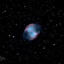 M27 Dumbbell Nebula,                                Robert Van Vugt