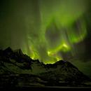 Northern Lights from Senja Norway II,                                Michael Hoppe