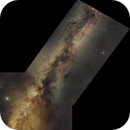 From Cygnus to Aquila - widefield mosaic,                                Janos Barabas