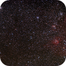 2014 Aut M36 M37 M38 IC405 IC410 with Zenit Giove-11A 135mmf4 lens + 550D,                                Rocco Parisi