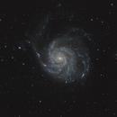 M101 RGB,                                DerPit