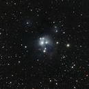 NGC 7129,                                David Johnson