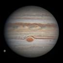 Jupiter | 2019-08-19 3:31 | RGB,                                Chappel Astro
