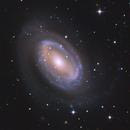 NGC4725,                                Dennis Moeller