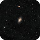 M81 & M82 - Bode's and Friends,                                Michel Makhlouta