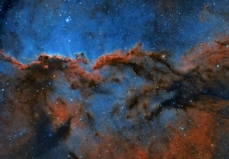 NGC 6188, NGC 6193, NGC 6164 & NGC 6165,                                JAIME FELIPE RAMI...