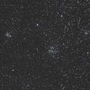 Autour de NGC 663,                                toineg