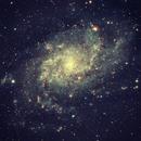 M33 Pinwheel Galaxy,                                Charles Thompson