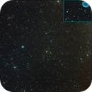 Messier M57 - The Ring (w/Close Up),                                TheGovernor