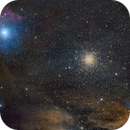 M4 - Globular Cluster,                                Frank