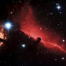 Horsehead Nebula,                                javierzc2001