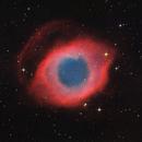 Helix Nebula - NGC 7293 - HaLRGB,                                Thomas Richter
