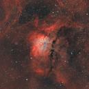 NGC6820 / NGC6823 (Bicolor),                                Alexander Voigt