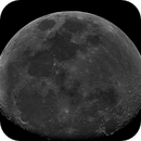 Moon With 80ED and ASI120MM-S,                                Pat Darmody